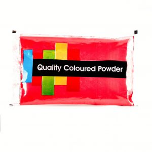 Quality Coloured Powder RED